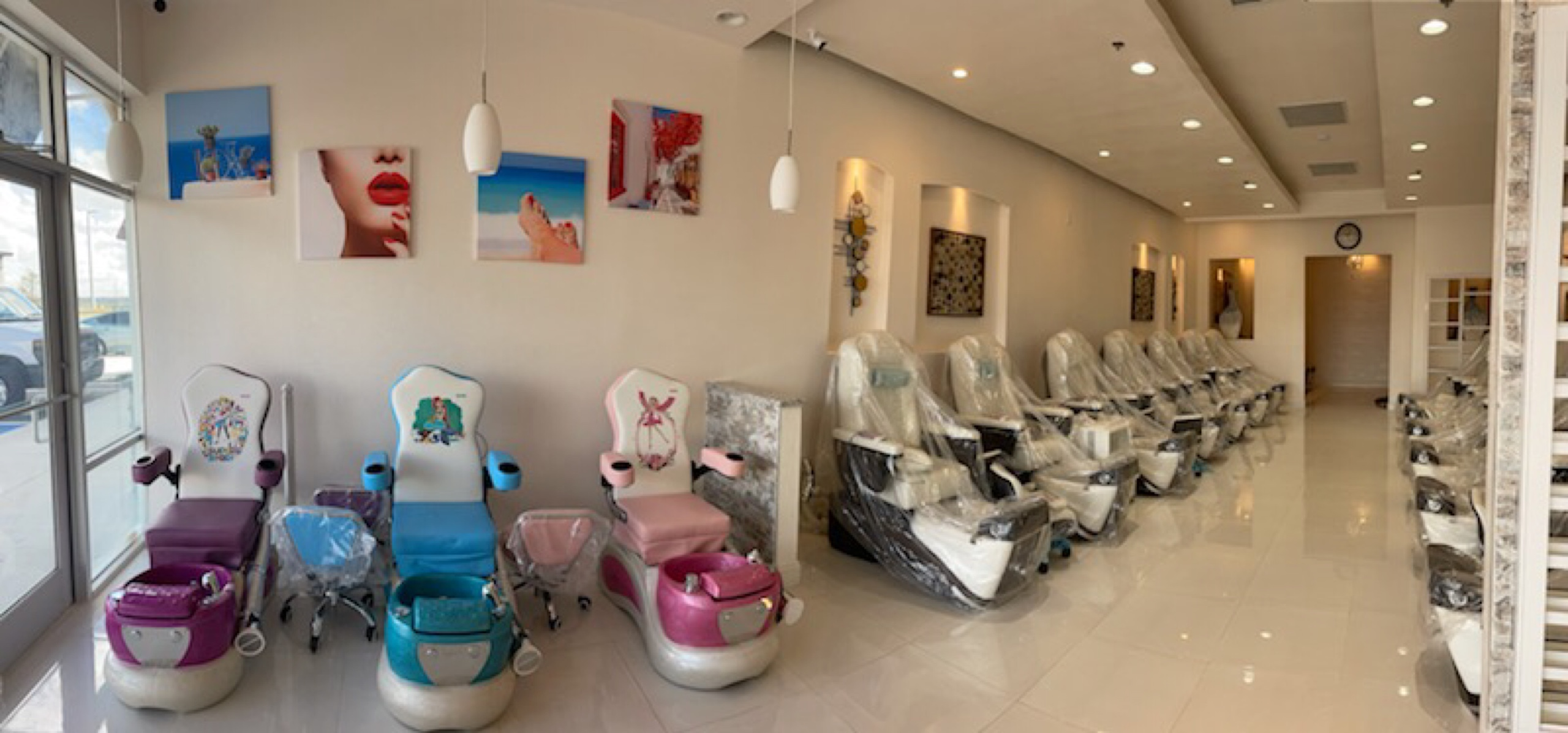 Bliss Nail Lounge - Nail salon Clermont, FL 34711